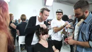 Fudge Professional Official Hair Sponsor London Collections Men SS16