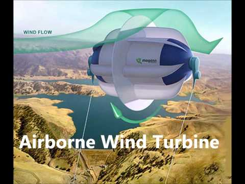 Airborne wind turbine.wmv