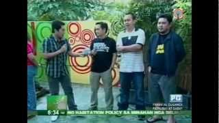 Natures Light Group TV Guesting @ Maayong Buntag Mindanao (ABS-CBN Davao)