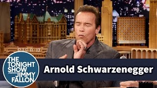 Jimmy Broke All of Arnold Schwarzenegger's Cigar Rules