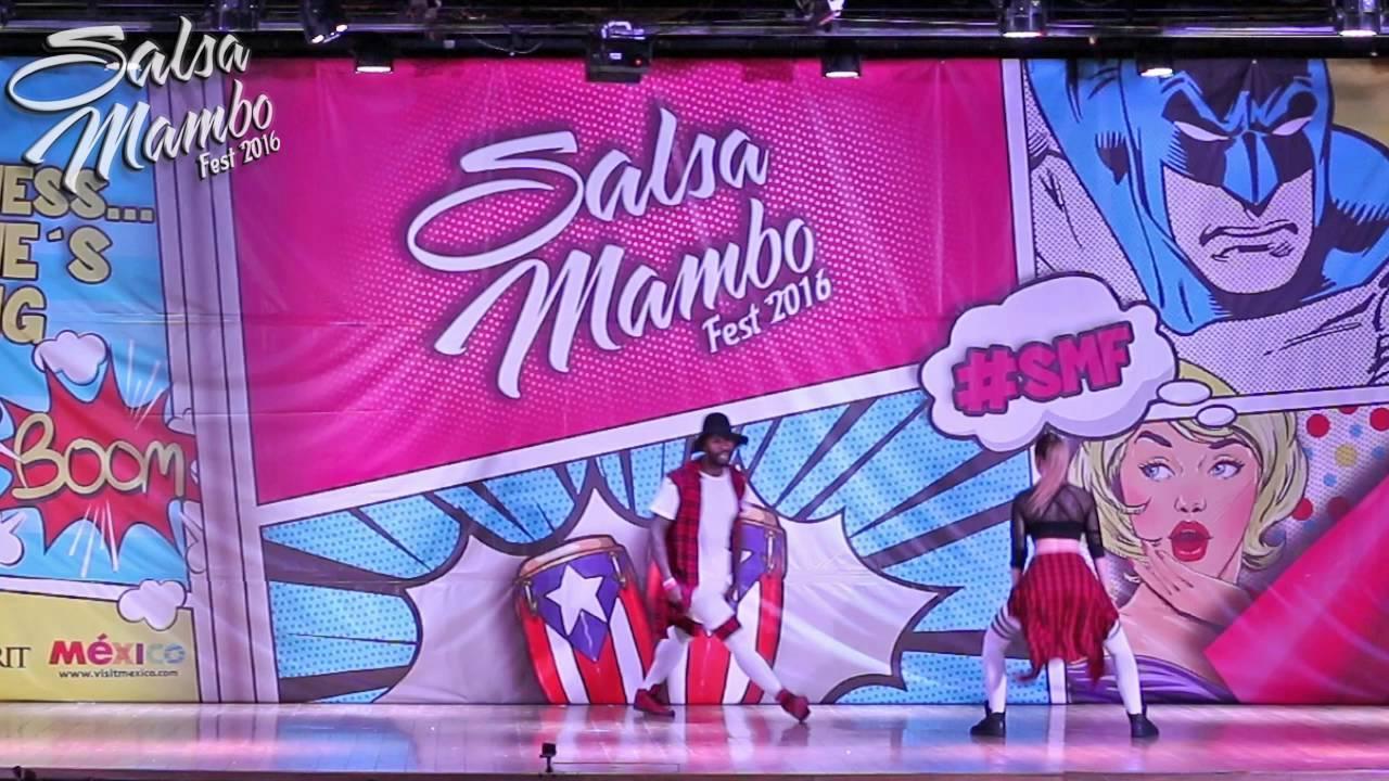 Tony Pirata & Sophie Fox | Salsa Mambo Fest 2016