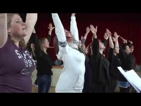 Centenary Theatre Group - Sister Act - Rehearsal