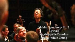 Mahler Symphony No. 2 - Movement 5 (audio)