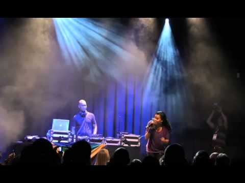 Universal Struggle Tour 2011- Cecile Live In Sydney Australia video