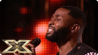An emotional performance from J-Sol | Auditions Week 4 | The X Factor UK 2018