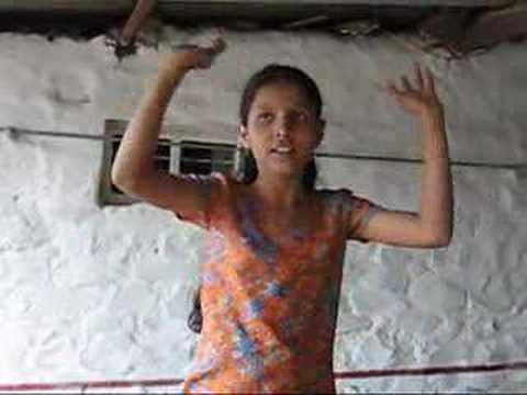 Marathi song tachat kata rutla dance by Kiran Langote