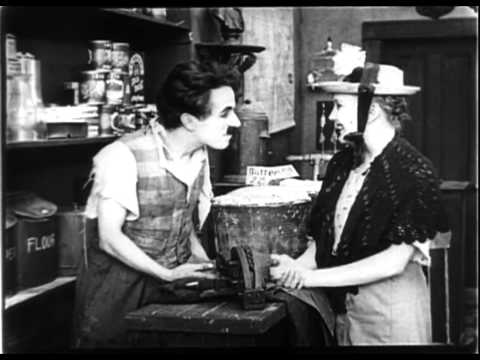 Charlie Chaplin Barber Scene(funniest By Charlie Chaplin) video