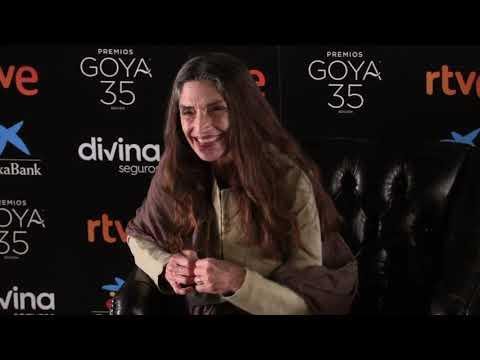 Ángela Molina, Goya de Honor 2021 | Rueda de prensa