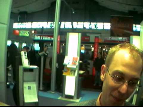 CeBIT 2005 coverage: Mp3 surround and two canadian stands