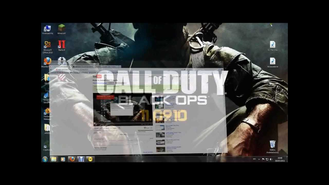 Free download of themes for micromax x360. CoD 5 1. 7 Privat Client