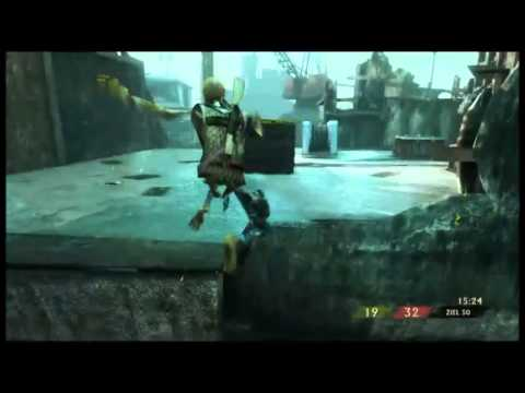 Uncharted 3, Multiplayer Gameplay on Drydocks