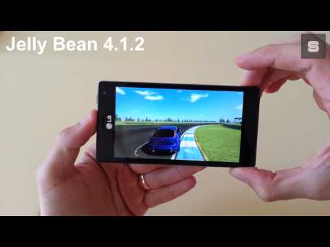 Video pregled: LG Optimus 4X HD Jelly Bean