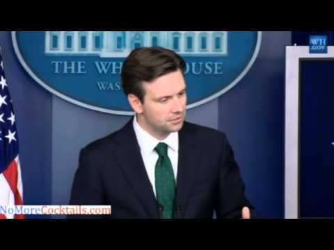 WH Spox Josh Earnest: ISIL ready to go to war and