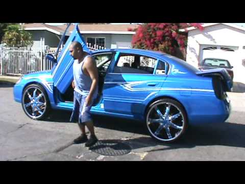 Altima On 24 S 2 Youtube