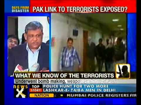 Delhi averts terror attack, 2 Lashkar men arrested- NewsX