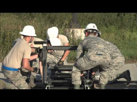 5th Bomb Wing Global Strike Challenge 2014 Team Video