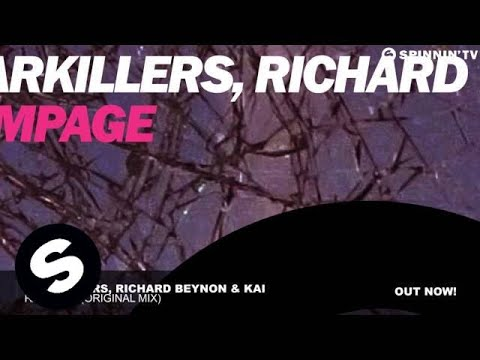 Starkillers, Richard Beynon & Kai - Rampage (Original Mix)
