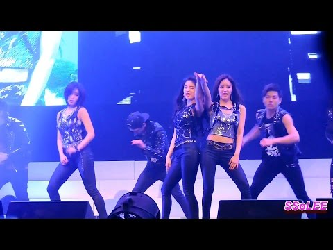 [fancam] 141225 티아라 (t-ara) - Ttl (time To Love)  7pm By Ssolee video