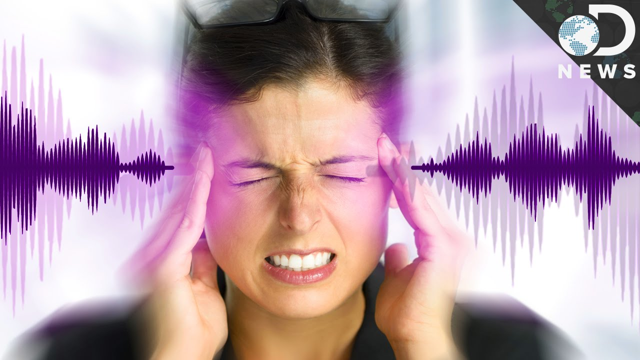 Can Low Frequency Sound Waves Make You Sick?
