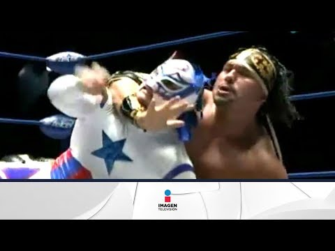 Volador Jr. vs. Rey Escorpión 02/02/13