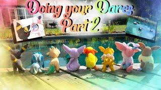 Ask or Dare the Eeveelutions! Part 2!