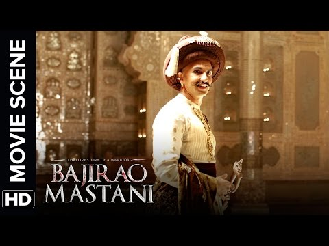The Magic Of Aaina Mahal | Bajirao Mastani | Movie Scene