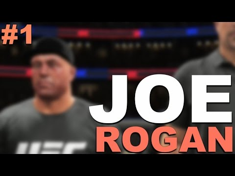 EA Sports UFC 2 Fighter Request #1 - Whooping Tail With Joe Rogan