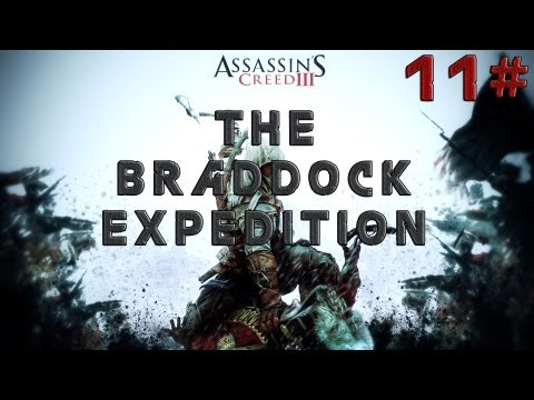Assassin's Creed 3 Gameplay Walkthrough Sequence 3 - The Braddock Expedition