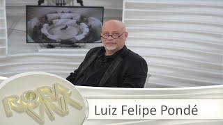 Roda Viva   Luiz Felipe Pondé   08/08/2016