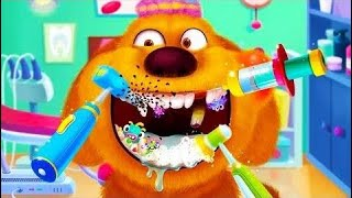 Pet Hospital Kids Doctor Animals Care Game - Baby Learn how to Care Injured Animals
