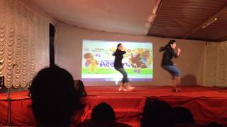 rockaankuthu - premam.. Dance performance