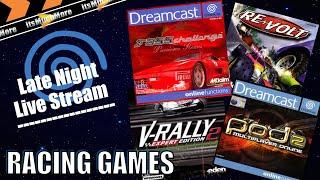 Sega Dreamcast Online | Late Night Online (Racing Games)