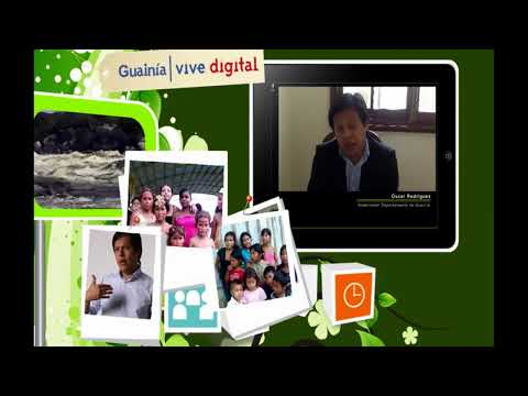 Guainía Vive Digital