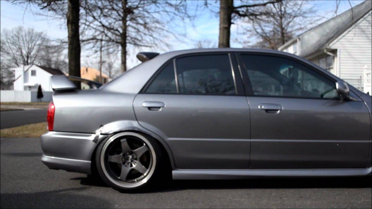 Mazdaspeed protege youtube
