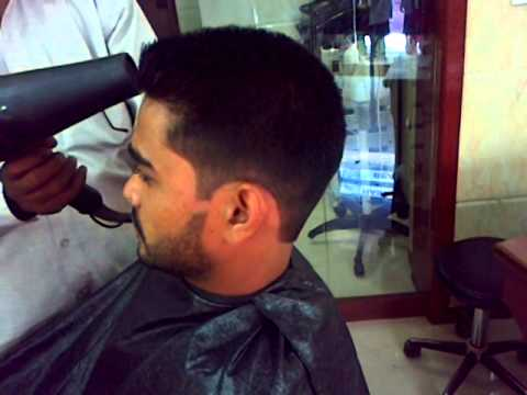 The India Haircut Series 175 (beard And Mouch Shaving Also) video
