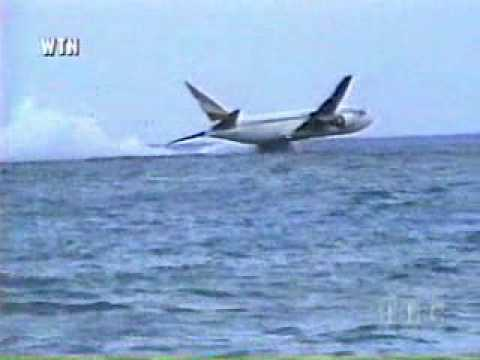 Air crash In the comores island caused by hijackers