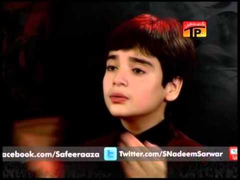 Main Hussain Hun,ali Shanawar & Ali Jee 2013 14 video
