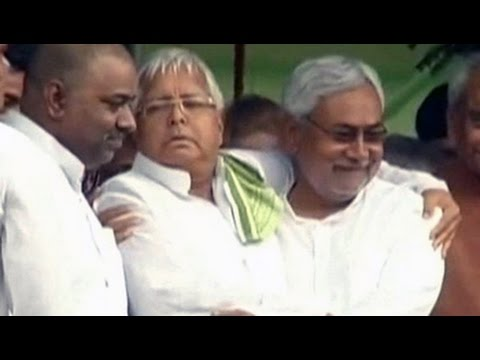 Nitish Kumar and Lalu Prasad: It's complicated