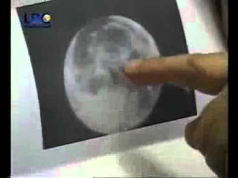 محامي صدام حسين يؤكد ظهور وجهه على القمر يوم اعدامه