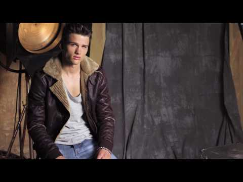 Blanco MAN Campaign FW10 with Simon Nessman