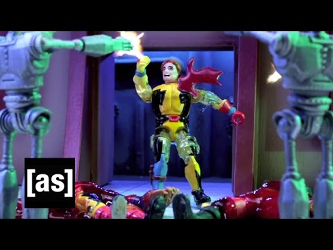 Bionic Six | Robot Chicken | Adult Swim