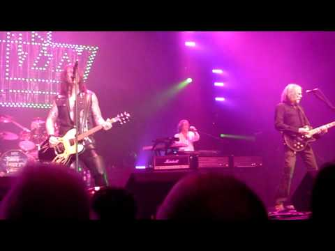 Thin Lizzy - Killer On The Loose (Live At The Brighton Dome 03/02/2012) Multi Camera Angle