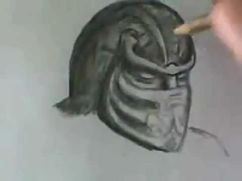 Scorpion mk Drawings Tutorial How to Draw Scorpion
