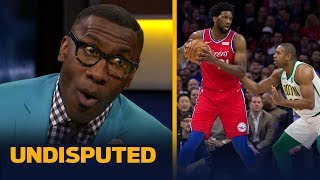 76ers are currently the best team in the East & 'it's not close' — Shannon Sharpe | NBA | UNDISPUTED