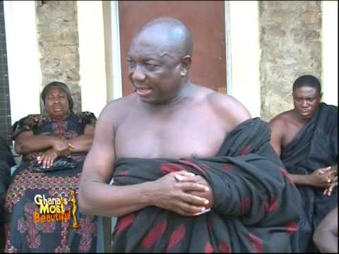 Ghana's Most Beautiful 2012 contestants visits Akwamufie magazine.mpg