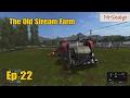 Let s play farming simulator 17 ps4 the old stream farm v2 ep 22 mp3