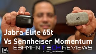 Sennheiser Momentum True Wireless Vs Jabra Elite65T | Detail Comparison
