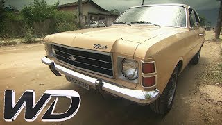 Chevrolet Opala - Wheeler Dealers Trading Up