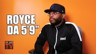 "Royce da 5'9"" on Getting Face Tattoo, Explains ""Sacrificing"" Your Face for Rap (Part 4)"