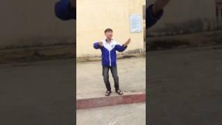 Nam Sinh viên 2k4 nhảy Cơ Trưởng Trong trường Max dẻo